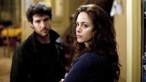 Bérénice Bejo ja Tahar Rahim elokuvassa Menneisyys.