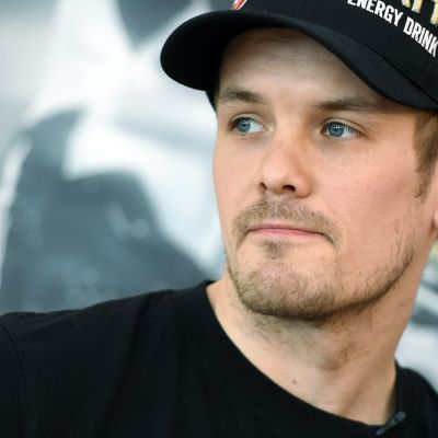 Mika Kallio, roadracingförare.