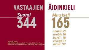 Joka kolmannessa hovioikeudessa käsitellyssä raiskausrikostapauksessa tekijän äidinkieli on ollut jokin muu kuin suomi.