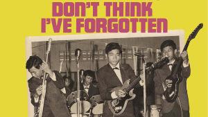Don't Think I've Forgotten. Dokumenttielokuvan juliste.