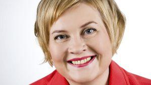 Trafikminister Anu Vehviläinen