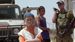 Ung bosättare på Västbanken