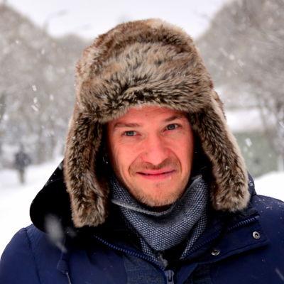 Musikern Jocke Kulju