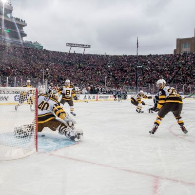 Tuukka Rasks Boston slog Chicago i Winter Classic.