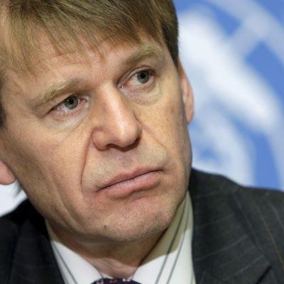 FN:s människorätttsexpert Martin Scheinin