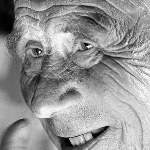 vanhus nauraa