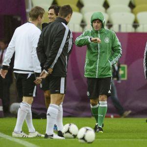 Tyskland EM 2012