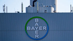 Bayers fabrik.