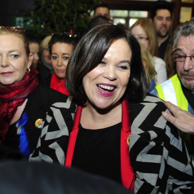 Sinn Fein, Mary Lou McDonald, Irlanti