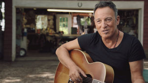 Bruce Springsteen dokumentissa The Ties That Bind (Rockin klassikkolevyt. The River).