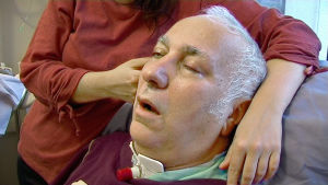 Allan Fib förklarades hjärndöd efter sin stroke