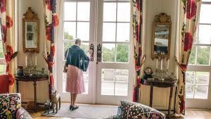 Tanskan kuningatar Margareeta esittelee kuninkaallisia linnoja.