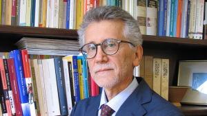 Bild av stastvetarprofessorn Piero Ignazi