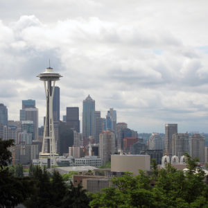 Seattle stadsbild