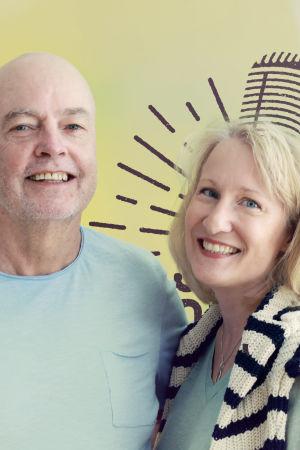 Vegas sommarpratare 2018 Sofia Torvalds och Erik Wahlstgröm