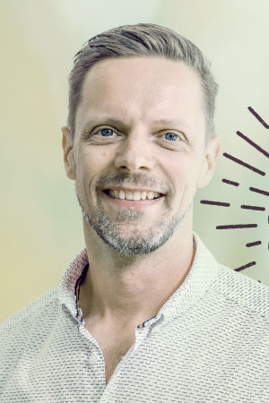 Vegas sommarpratare 2018 Johan Åminne.