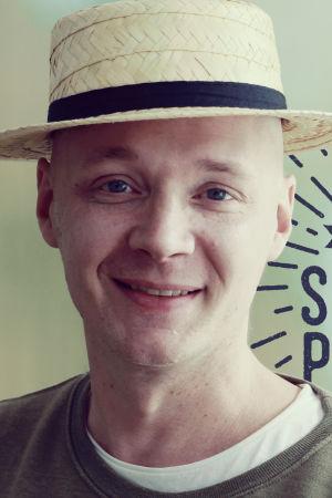 Vegas sommarpratare 2018 Fredrik Lundén.