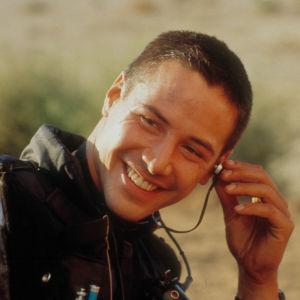 Keanu Reeves i filmen Speed 1994.