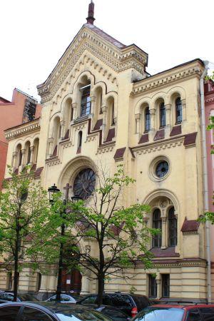 Pyhän Katariinan kirkko Pietarissa