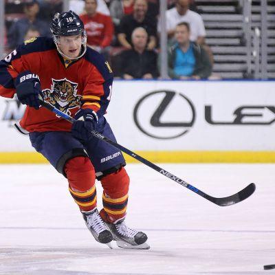 Aleksander Barkov i Florida Panthers.