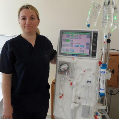 turkki sairaala potilashuone baskent