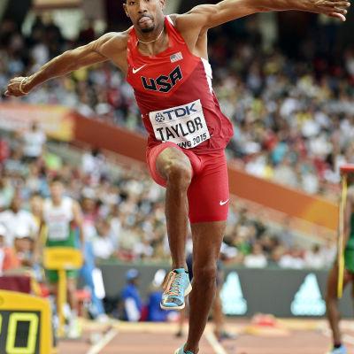 Christian Taylor, VM i Peking 2015.