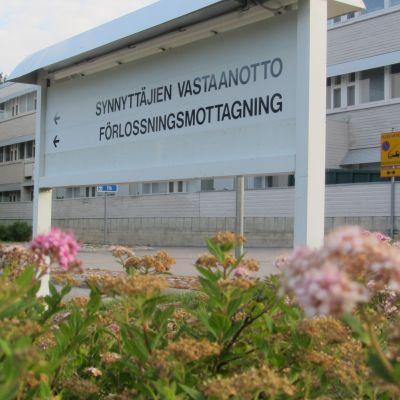 Borgå förlossningsavdelning  i Borgå sjukhus