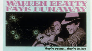 Bonnie and Clyde -elokuvajuliste
