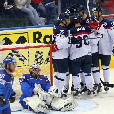 Slovakien vann över Italien.