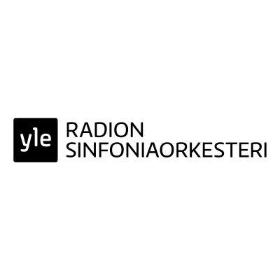 Yle Radion Sinfoniaorkesteri, musta logo.