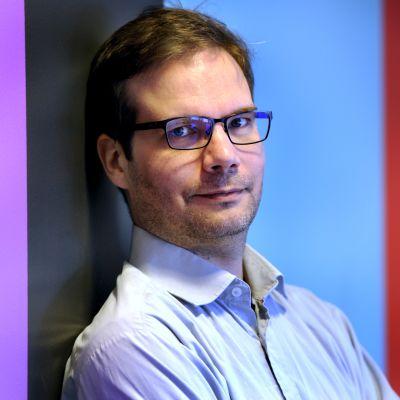 Pelitaiteen läänintaiteilija Jaakko Kemppainen.
