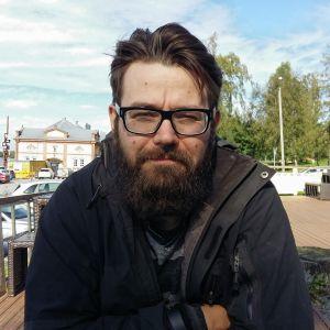 Rickard Eklund, vinnare i Solveig von Schoultz-tävlingen 2016.