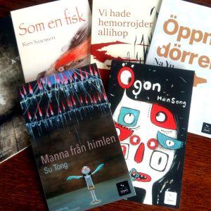 Kinesiska noveller på svenska