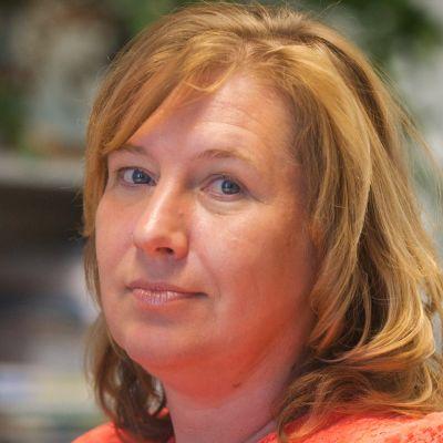 Kommundirektör Christina Båssar