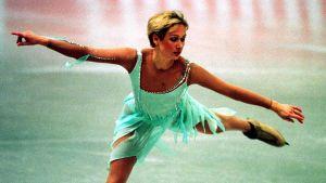 Maria Butyrskaya vann VM-guld i Helsingfors 1999.