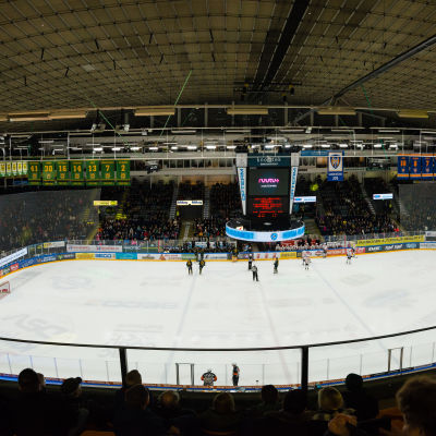 Ishockeyhall.