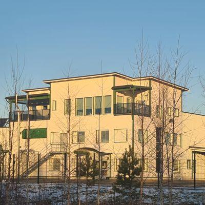 Nordic Koivun toimitalo.