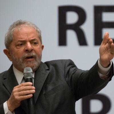 Luiz Inacio Lula da Silva i Oktober 2015