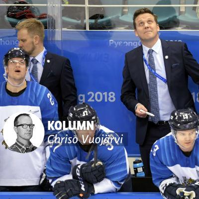 Kolumn: Chriso Vuojärvi