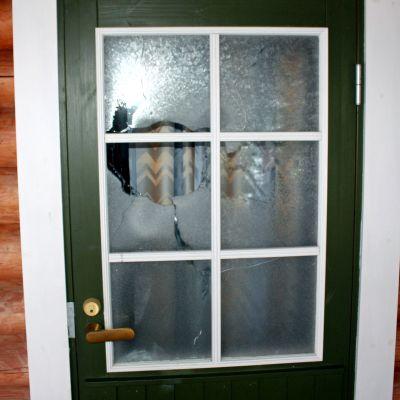 Rikkoutunut ovilasi