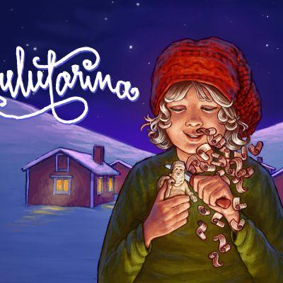 Joulutarina kertoo vuosisatojen takaisesta Lapista ja orvon Nikolaksen kasvusta joulupukiksi.