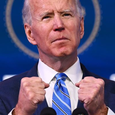 Yhdysvaltain tuleva presidentti Joe Biden.