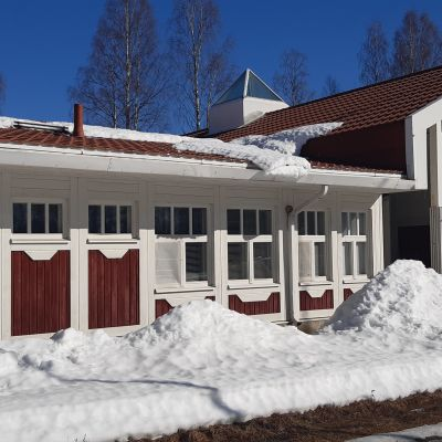 Pohjois-Keiteleen koulu.
