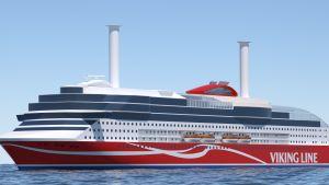 Wärtsilä levererar motorer, navigationssystem och en mängd andra produkter och system för ett nytt passagerarfartyg som byggs för Viking Line.