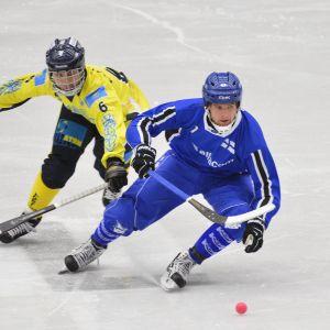 Rolf Larsson finns med i Antti Parviainens trupp.