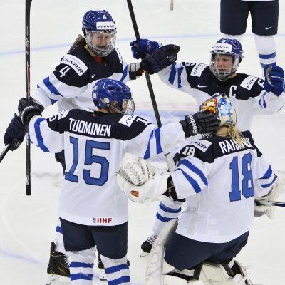 Finland firar.