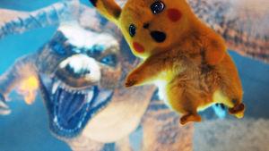 Pikachu-filmen.