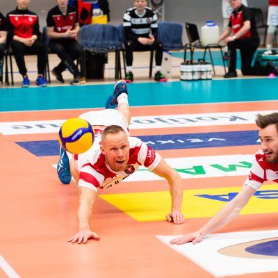Mikko Esko ja David Pettersson