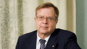 Bryggeriet Olvis ordförande Heikki Hortling.