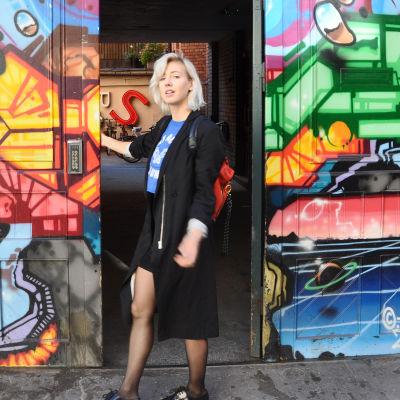 Veronica Maggio i Stockholm